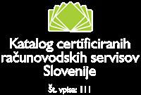 Računovodstvo Promotiv, d.o.o. certificiran računovodski servis
