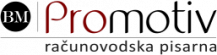 Računovodstvo Promotiv Logo